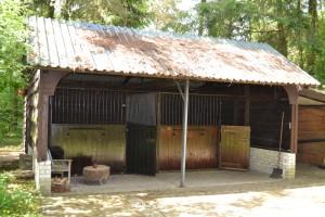 stallen bij Paardenstal