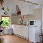 Keuken gedeelte
